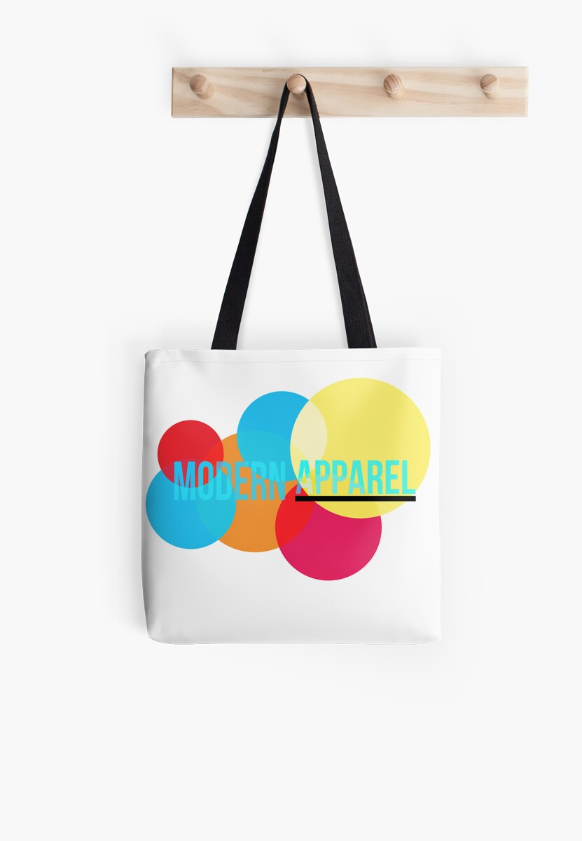 Modern Apparel Tote Bag by ethanfox27