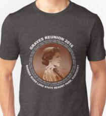 Graves Reunion EGK T-shirts! Unisex T-Shirt