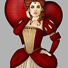 Queen of Hearts by CatAstrophe