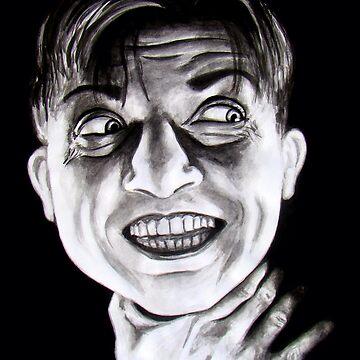 Dwight Frye by PavelPepin