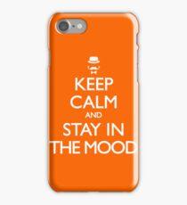 Keep calm - Amsterdam iPhone Case/Skin