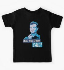 Who You Gonna Call? Ghostbusters! Kids Tee