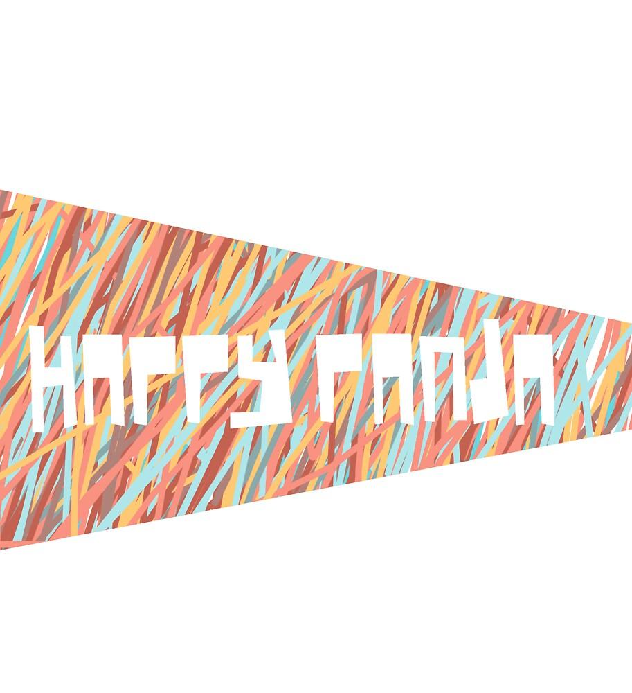 Happy Panda Logo by happypandacloth