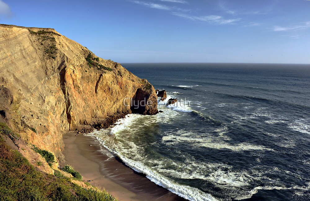 Point Reyes by Clyde  Smith