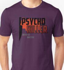Psycho Killer - Talking Heads T-Shirt