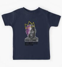 Omar Little - The Wire Kids Tee