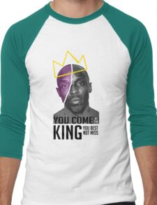 Omar Little - The Wire Men's Baseball ¾ T-Shirt