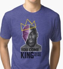 Omar Little - The Wire Tri-blend T-Shirt