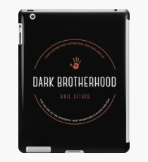 Dark Brotherhood iPad Case/Skin