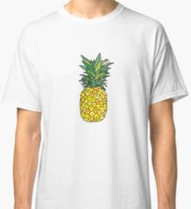 cute pineapple fruit Classic T-Shirt