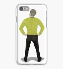 """Captain Booty"" Kirk Star Trek iPhone Case/Skin"