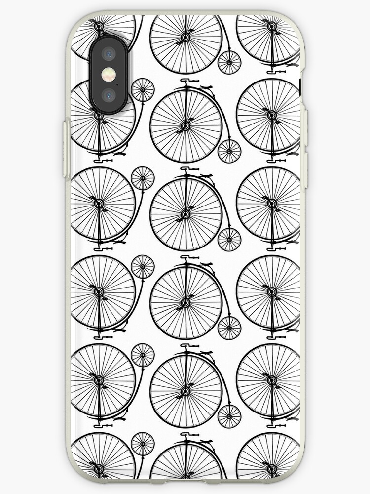 Penny Farthing Design by hipsterspinster