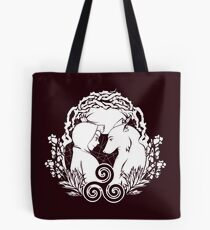 Teen wolf Tote Bag