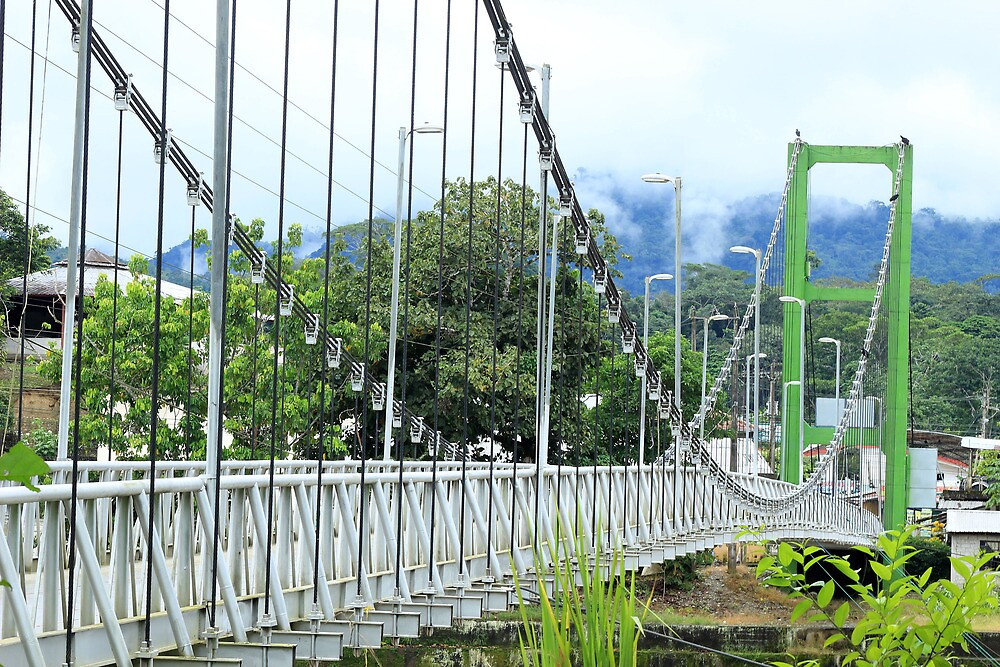 Bridge Over a River by rhamm