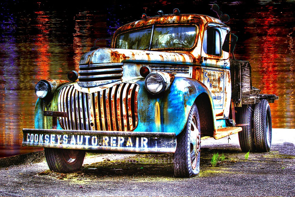 HDR Truck by RandyHume