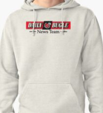 Daily Bugle News Team  Pullover Hoodie