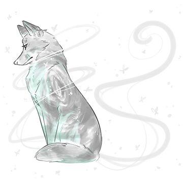 Ash Wolf by tawnaduncan
