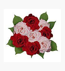 Rose. Photographic Print
