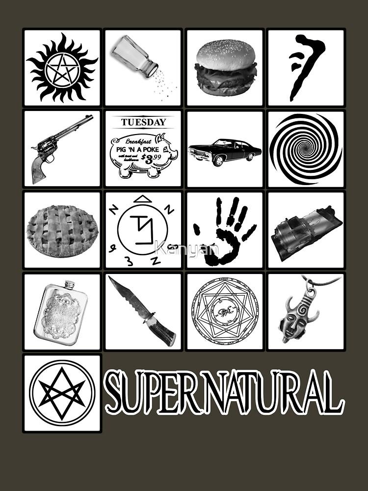 Supernatural by Kanyan