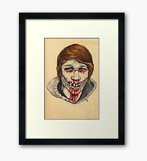 Jonny Framed Print