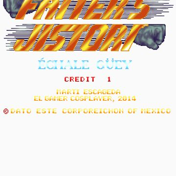 Fighter's History - Title Screen Spoof by ElGamerCosplaye
