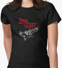 Drive Shaft Women's Fitted T-Shirt