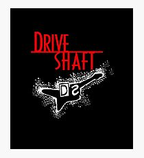 Drive Shaft Photographic Print