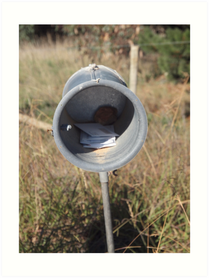 A Round Mail by Tom McDonnell