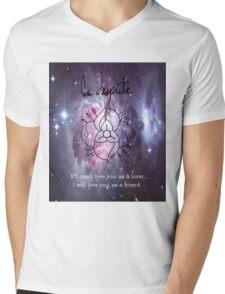A universe of La Dispute Mens V-Neck T-Shirt
