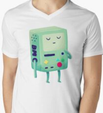 Who Wants To Play Video Games? Men's V-Neck T-Shirt