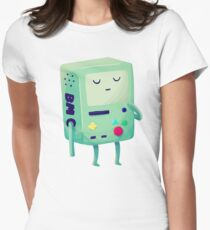 Who Wants To Play Video Games? Women's Fitted T-Shirt