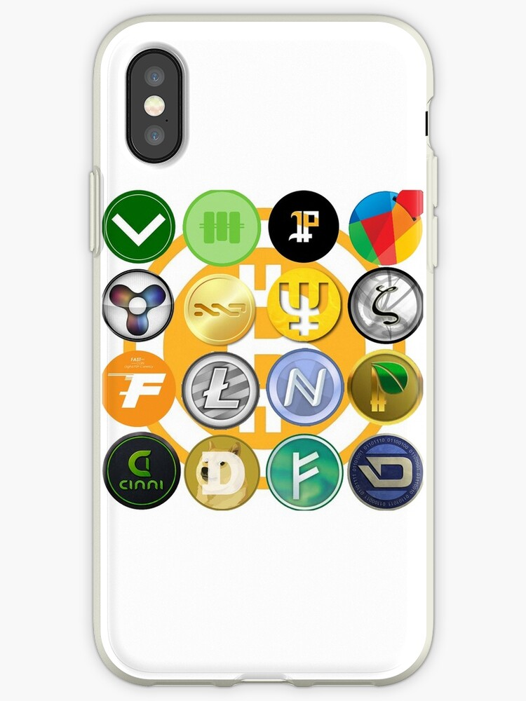 Coin Mining phone Case by Suzumotod