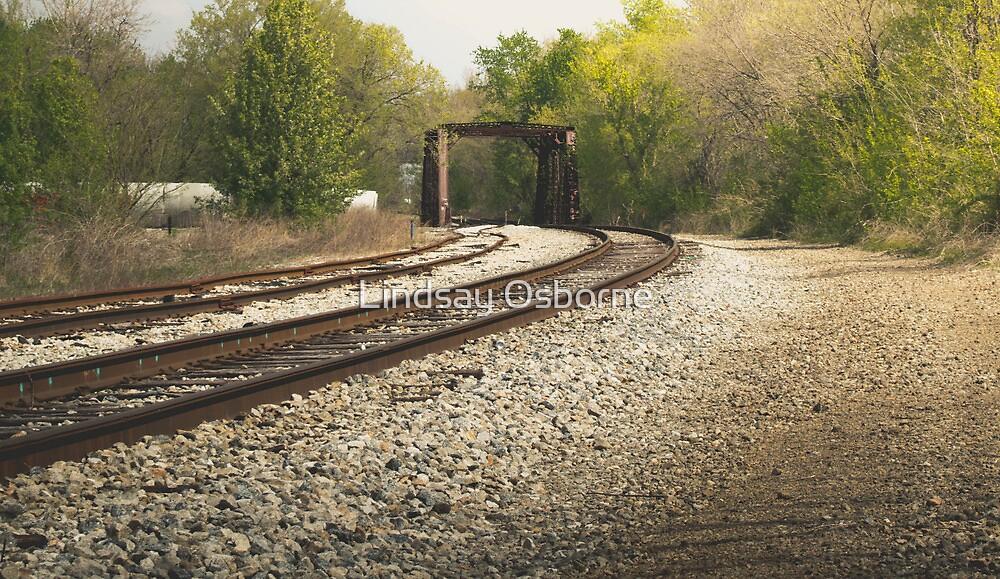 Winding Railroad by Lindsay Osborne