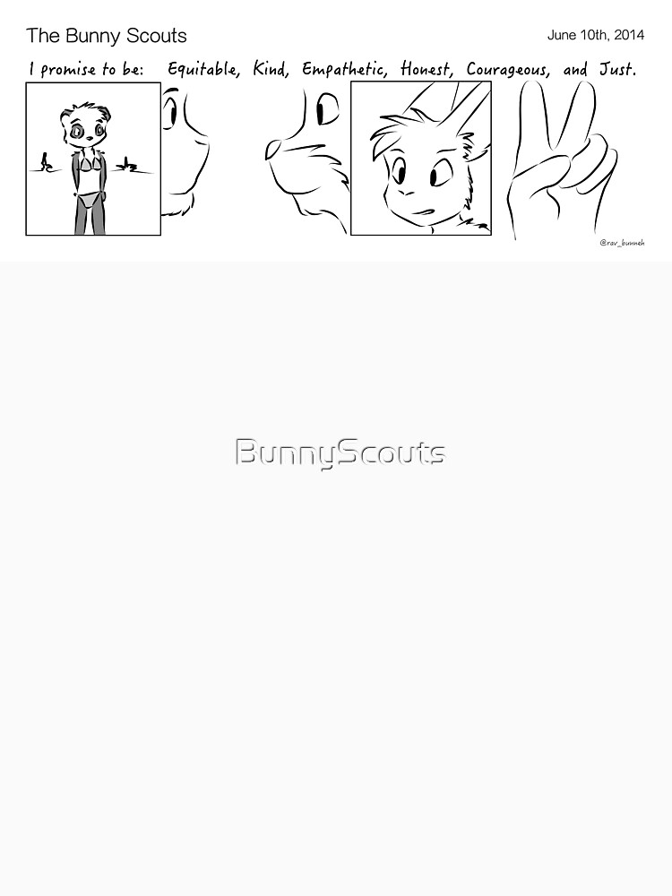 The Bunny Scouts Oath by BunnyScouts