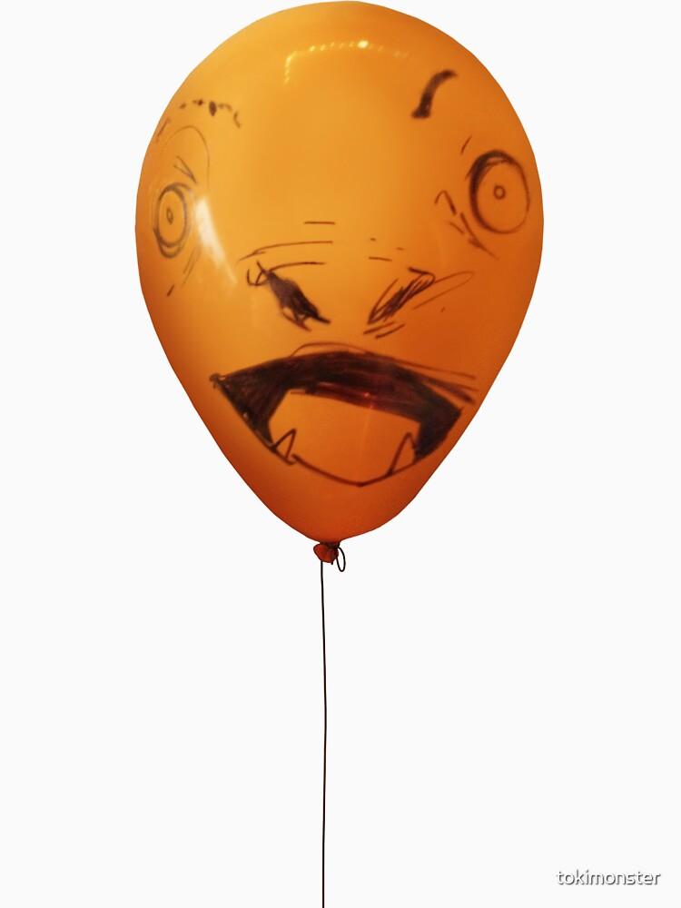 The Weirdest Balloon by tokimonster
