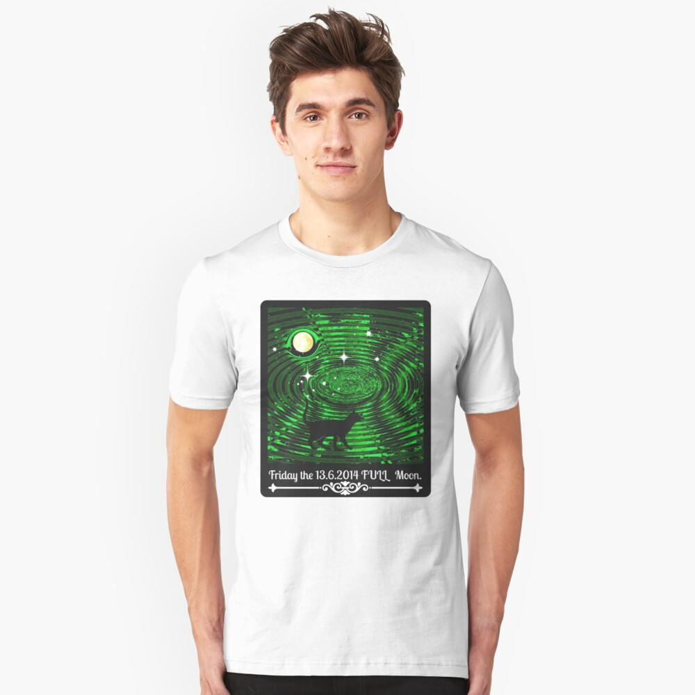 Friday the 13.6.2014 Unisex T-Shirt Front