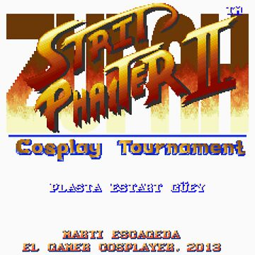 Super Street Fighter II - SNES by ElGamerCosplaye