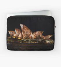 Bark Sails - Sydney Vivid Festival Laptop Sleeve