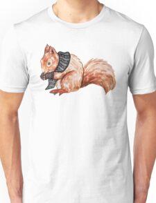 Squirrel in Winter T-Shirt