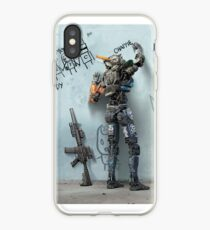 Chappie iPhone cases & covers for XS/XS Max, XR, X, 8/8 Plus