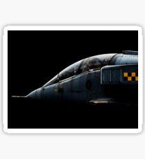Royal Air Force 54(R) Squadron Jaguar Sticker