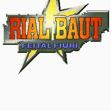 Real Bout Fatal Fury by ElGamerCosplaye
