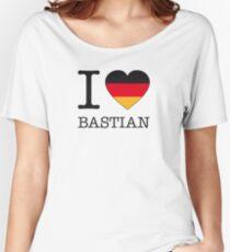 I ♥ BASTIAN Women's Relaxed Fit T-Shirt