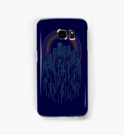 Neon City Samsung Galaxy Case/Skin