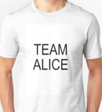 Team Alice Unisex T-Shirt