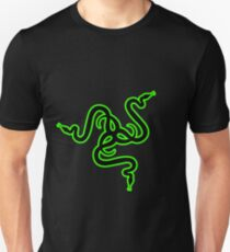 Razer Logo | Simple Unisex T-Shirt