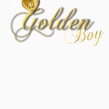 I Love my Golden Boy by -Au-