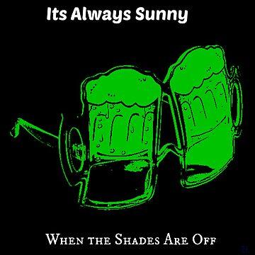 Sunny with No Shades by ZoeLanuzzi