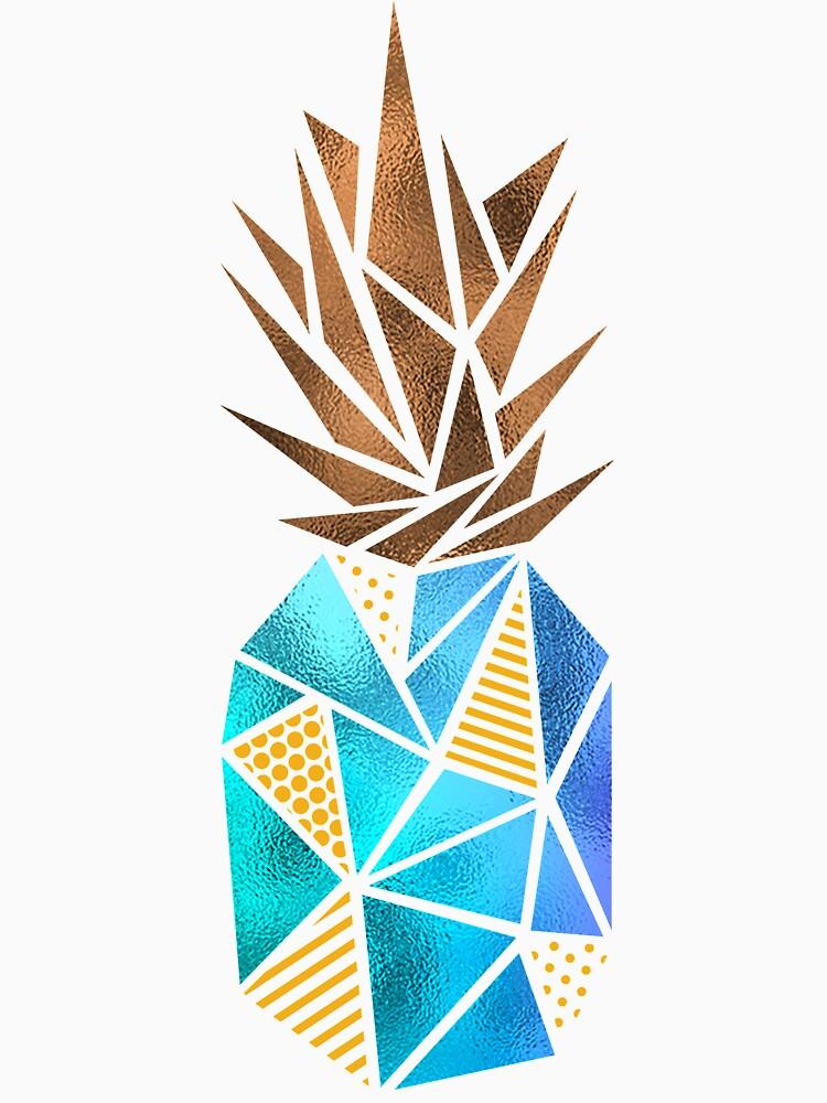 Ananas von BlueMyMind