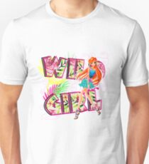 Wild Girl Rose - Bloom Unisex T-Shirt